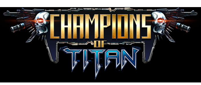 Champions of Titan Logo