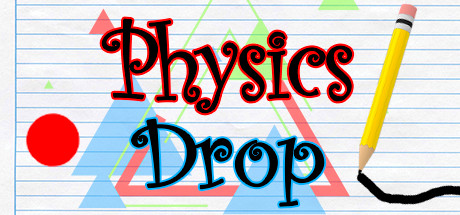 Logo Physics Drop